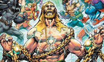 """DC Comics kündigt JUSTICE LEAGUE / AQUAMAN Crossover """"Drowned Earth"""" für November an"""