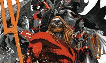 """Scott Snyder zeigt seine persönliche Checklist zum """"Justice League: Drowned Earth"""" Story-Arc"""