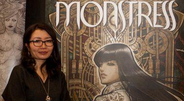 MONSTRESS-Zeichnerin SANA TAKEDA im Oktober zur MAG in Erfurt geladen