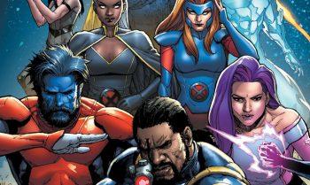 """Marvel präsentiert das Cover zu Uncanny X-Men #01 - Auftakt zur ersten Story """"Disassembled"""""""