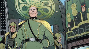 Comic Review: Captain America Bd. 05 - Der Anschlag (Panini Comics)
