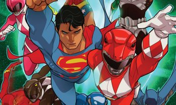 Comic Review: Justice League/Power Rangers (Panini Comics)