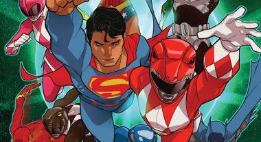 Comic Review: Justice League/Power Rangers (Panini Comics)