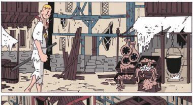 """Comickünstler Lukas Kummer startet Kickstarter-Kampagne für neue Graphic Novel: """"Prinz Gigahertz"""""""