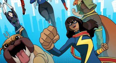 """Trailer zum Animationsfilm """"Marvel Rising: Secret Warriors"""" veröffentlicht"""