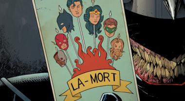 Comic Review: Batman Metal #04 (Panini Comics)