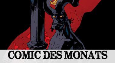 Comic Review: Hellboy Kompendium Bd. 03 (Cross Cult)