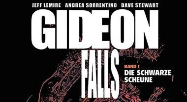 Breaking: Splitter Verlag holt Jeff Lemires GIDEON FALLS nach Deutschland