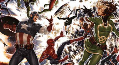 NYCC: Marvel kündigt wöchentlich erscheinendes AVENGERS: NO SURRENDER Sequel an