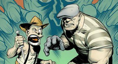 Eric Powell reaktiviert sein THE GOON Universum - neue Comics für 2019 angekündigt