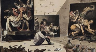 Milo Manara kündigt Caravaggio Vol. 2 für Februar 2019 an