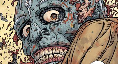 Comic Review: Frank Millers HARD BOILED (Cross Cult)