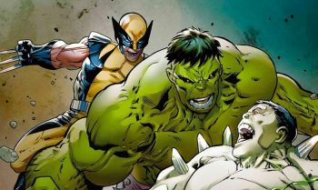 Marvel & Greg Pak kündigen HULKVERINES Mini-Serie an