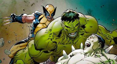 Marvel & Greg Pak kündigen HULKVERINES Mini-Serie an