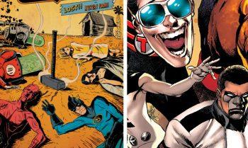 Gerücht: Plant Jeff Lemire ein Black Hammer / DC Comics Crossover?