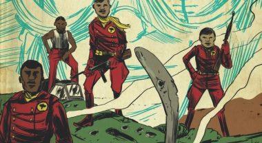 Black Hammer bekämpft Nazis - Dark Horse Comics kündigt neue Mini-Serie an
