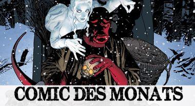 Comic Review: Hellboy - Krampusnacht (Cross Cult)