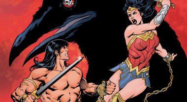 Comic Review: Wonder Woman / Conan (Panini Comics)