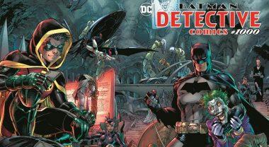 DC veröffentlicht Bendis' & Maleevs DETECTIVE COMICS #1000 Story vorab online
