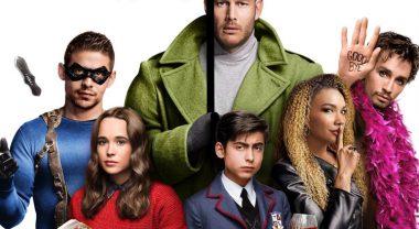Netflix veröffentlicht ersten Teaser zu Netflix' THE UMBRELLA ACADEMY