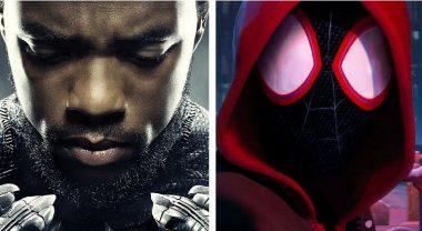 Black Panther & Spider-Man: Into the Spider-Verse erhalten Oscar-Nominierungen