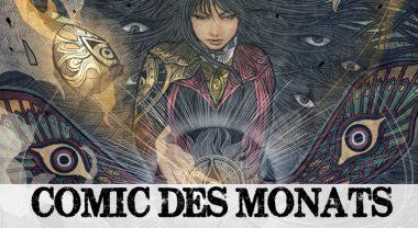 Comic Review: Monstress Bd. 03 - Die Zuflucht (Cross Cult)