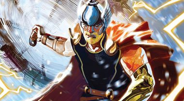 Comic Review: Thor Bd. 01 - Rückkehr des Donners (Panini Comics)