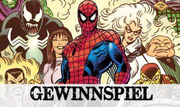 Marvel Neustart Gewinnspiel: 3x Spider-Man #01 (Panini Comics) - Romita Sr. Virgin Variant - gesponsert von Blu-Box