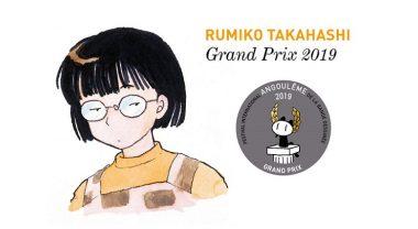 Rumiko Takahashi erhält den 2019er Grand Prix d'Angouleme
