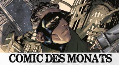 Comic Review: Doctor Star & das Reich der verlorenen Hoffnung (Splitter Verlag)