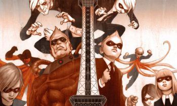 Comic Review: The Umbrella Academy Bd. 1 - Weltuntergangs-Suite (Cross Cult)