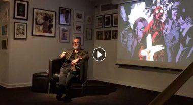 Video: Mike Mignola mit umfangreichem Q&A bei der Society Of Illustrators