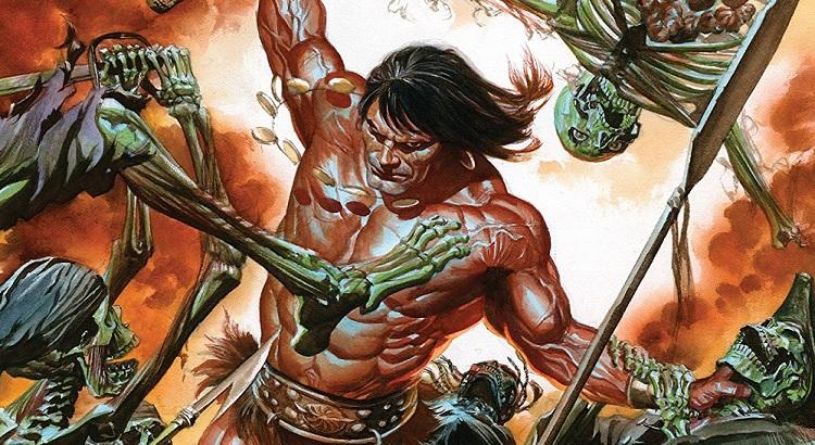 Nach Conan: weitere Robert E. Howard Charaktere für Marvel Comics bestätigt