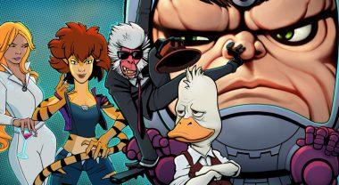 "Marvel & Hulu kündigen 4 ""Adult Animated"" Serien an - inkl. Howard the Duck, produziert von Kevin Smith"