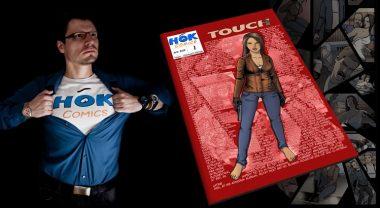 HOK startet Kickstarter-Kampagne zur 4. Ausgabe von TOUCH