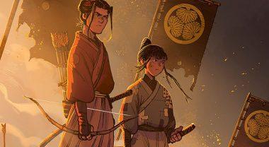 "Boom! Studios zeigt erste Seiten aus Greg Paks & Giannis Milonogiannis' Samurai Comic ""Ronin Island"""