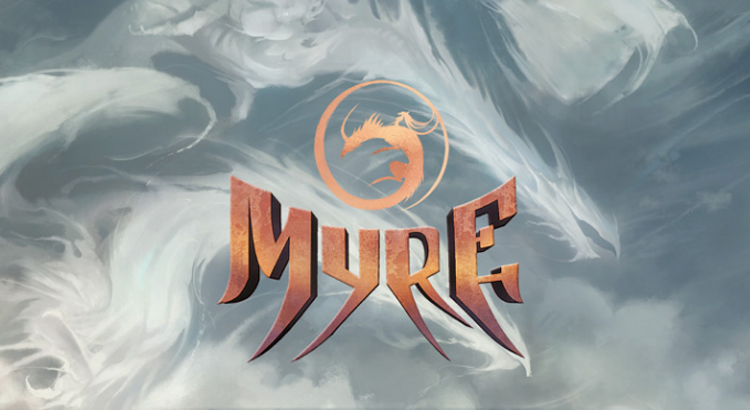 Comic Review: Myre Bd. 1 & 2 (Splitter Verlag)