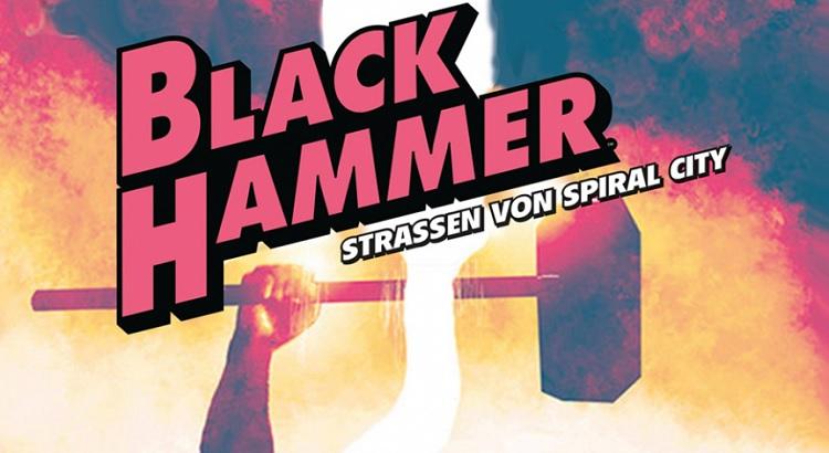 """Splitter Verlag bringt BLACK HAMMER Spin-off """"Straßen von Spiral City"""" im Februar 2020"""