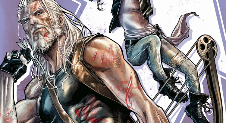 Comic Review: Old Man Hawkeye Bd. 2 (Panini Comics)