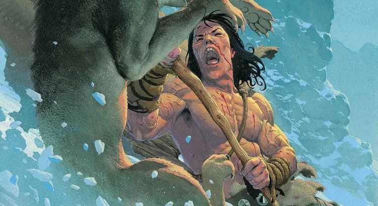 Esad Ribic ergründet die Ursprünge von Conan in neuer Comic-Ongoing-Serie