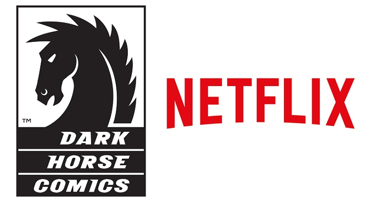 Dark Horse Comics unterschreibt First Look Deal mit Netflix