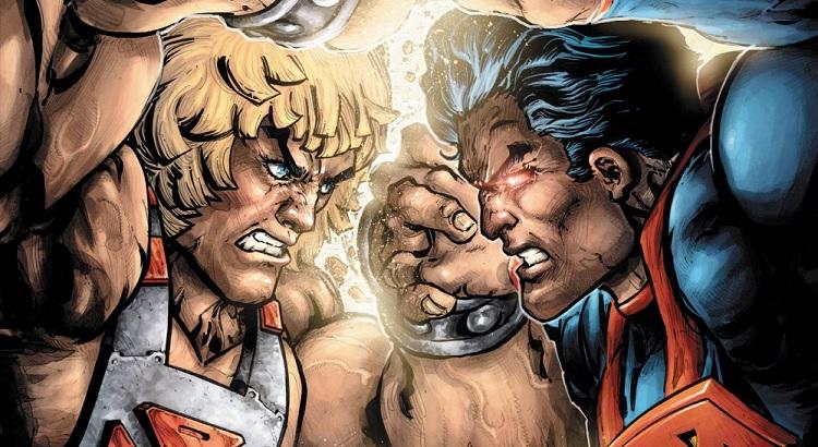 """Panini veröffentlicht Preview zu Tim Seeleys """"He-Man & die MotU vs. Injustice"""""""