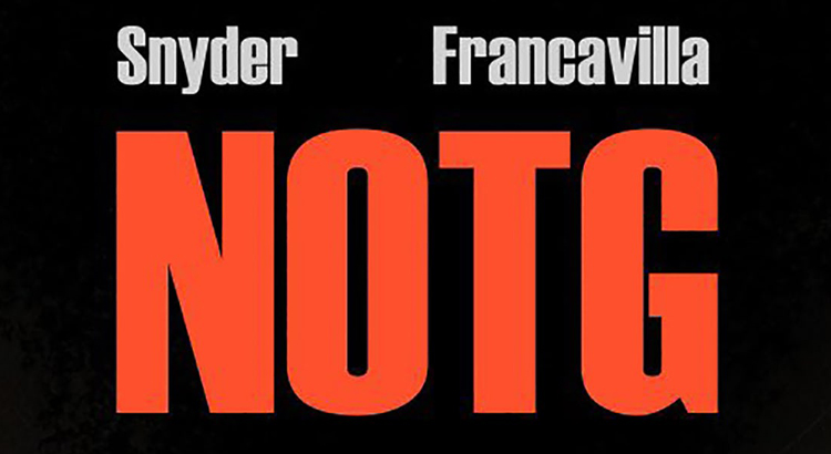 Scott Snyder teast neues Horror-Comic-Projekt mit Francesco Francavilla