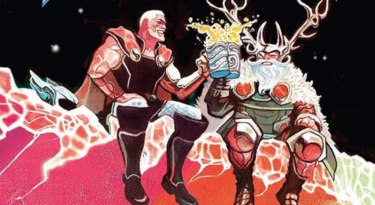 """Jason Aarons letzte """"Thor"""" Story startet mit US-Ausgabe #16 im August"""