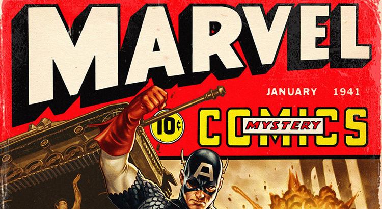 Marvel Comics #1000 reist mit Variant Covern durch die Jahrzehnte