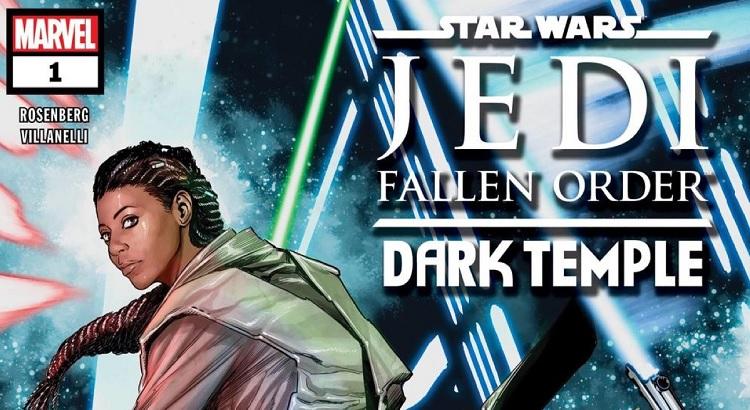 Matthew Rosenberg schreibt Prequel-Comic zu Star Wars Jedi: Fallen Order