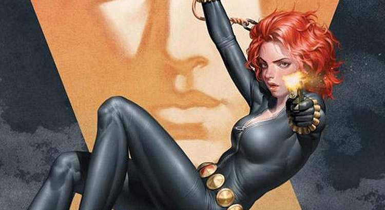 Marvel mit neuer BLACK WIDOW Comicreihe ab September