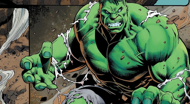 Marvel entfernt Suizid-Szene aus Hulk Comic