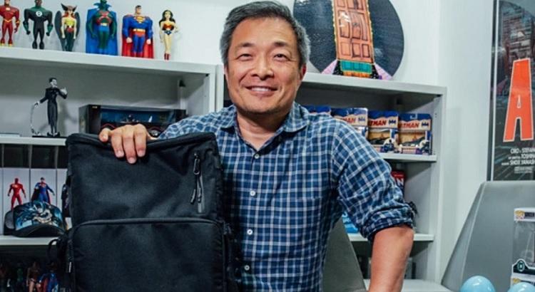 Jim Lee startet Kickstarter-Kampagne zu Comic-Art-Rucksack für Künstler & Sammler