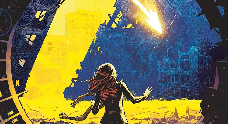 Neue Charakterdesigns für Brian Bendis' Legion of Super-Heroes Comic